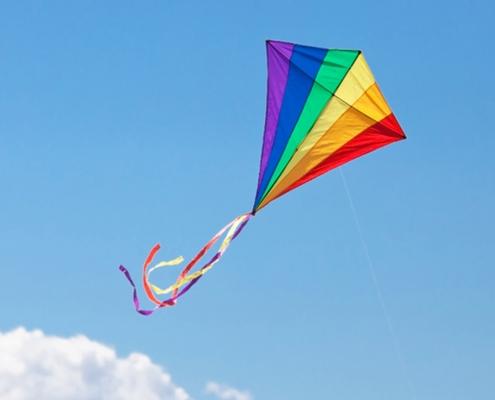 kite in italian