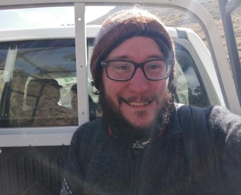 hitchhiking in italian